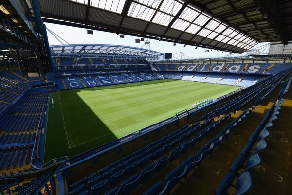 Chelsea's general views of Stamford Bridge on 5th September 2012 in London, England