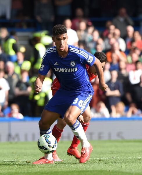 Chelsea's Ruben Loftus-Cheek in action