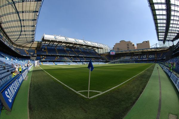 General view of Stamford Bridge home to Chelsea FC