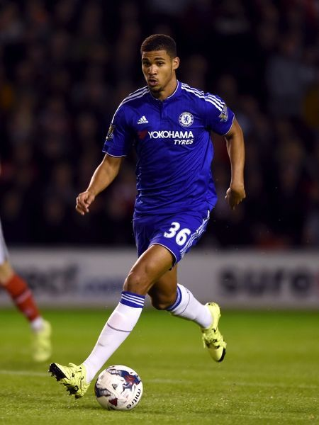 Chelsea's Ruben Loftus-Cheek