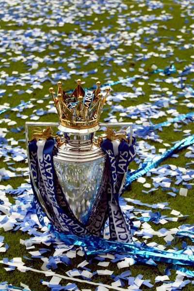 FA Barclays Premiership Trophy