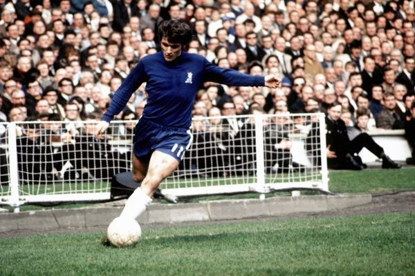 Charlie Cooke, Chelsea