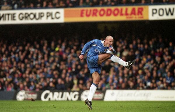 Chelsea's Frank Leboeuf (Photo by Dave Shopland/Chelsea FC/Press Association Image)