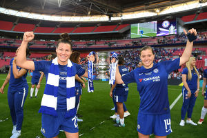 Arsenal Women v Chelsea Ladies - SSE Women's FA Cup Final