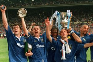 Chelsea with cup 2