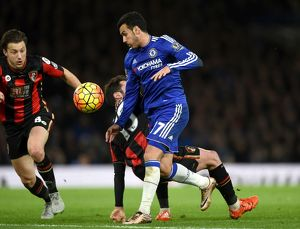 Chelsea v AFC Bournemouth - Barclays Premier League - Stamford Bridge