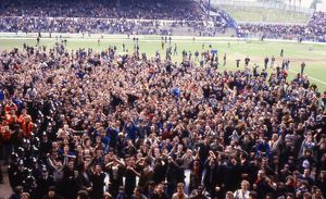 Chelsea v Oldham Athletic, 1980