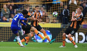 Hull City v Chelsea - Premier League - KCOM Stadium