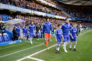 Soccer - Barclays Premier League - Chelsea v Newcastle United - Stamford Bridge