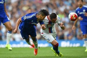 Soccer - Barclays Premier League - Chelsea v Crystal Palace - Stamford Bridge