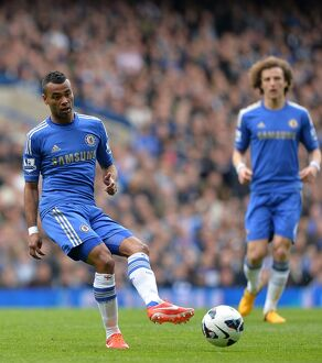 Soccer - Barclays Premier League - Chelsea v Swansea City - Stamford Bridge