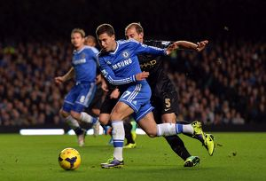 Soccer - Barclays Premier League - Chelsea v Manchester City - Stamford Bridge