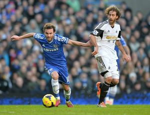 Chelsea v Swansea City 26th December 2013 (Selection of 9 Items)