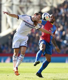 Crystal Palace v Chelsea 29th March 2014 (Selection of 6 Items)