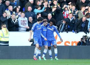 Soccer - Barclays Premier League - Hull City v Chelsea - KC Stadium