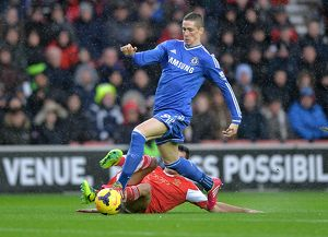 Soccer - Barclays Premier League - Southampton v Chelsea - St Mary's