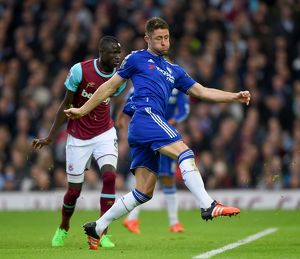 Soccer - Barclays Premier League - West Ham United v Chelsea - Upton Park