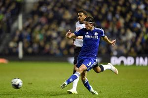 Soccer - Capital One Cup - Quarter Final - Derby County v Chelsea - iPro Stadium