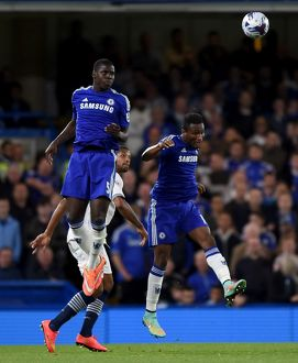 Soccer - Capital One Cup - Third Round - Chelsea v Bolton Wanderers - Stamford Bridge