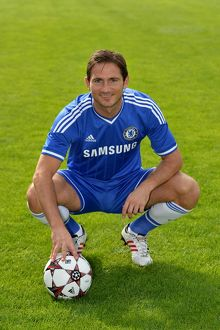 Soccer - Chelsea Squad Photocall - Season 2013/14 - Cobham Training Ground