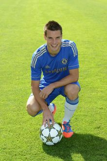 Soccer - Chelsea Team Photocall - Cobham Training Ground