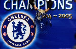 Soccer - FA Barclays Premiership - Chelsea Trophy Parade - London