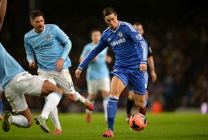 Soccer - FA Cup - Fifth Round - Manchester City v Chelsea - Etihad Stadium