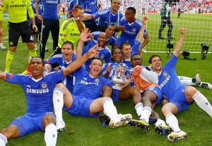 Soccer - FA Cup - Final - Chelsea v Portsmouth - Wembley Stadium