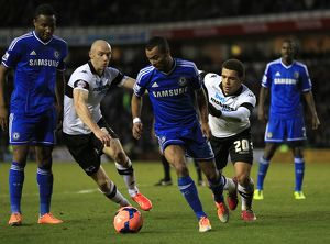 Soccer - FA Cup - Third Round - Derby County v Chelsea - iPro Stadium