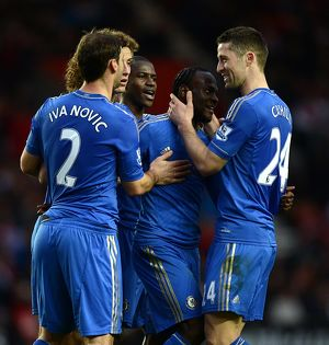 Soccer - FA Cup - Third Round - Southampton v Chelsea - St Mary's