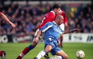 Soccer - January 31st 1998, Stamford Bridge, London - Chelsea v Barnsley, FA Carling