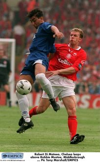 Soccer -Littlewoods F.A. Cup Final -Chelsea v Middlesbrough