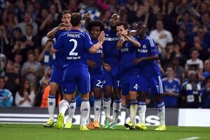 Soccer - UEFA Champions League - Group G - Chelsea v Schalke 04 - Stamford Bridge