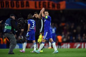 Soccer - UEFA Champions League - Group G - Chelsea v NK Maribor - Stamford Bridge