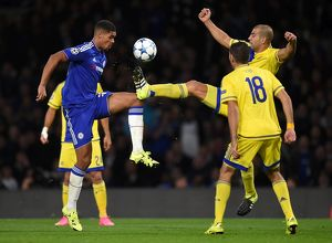 Soccer - UEFA Champions League - Group G - Chelsea v Maccabi Tel Aviv - Stamford Bridge
