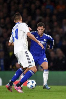 Soccer - UEFA Champions League - Group G - Chelsea v Dynamo Kiev - Stamford Bridge