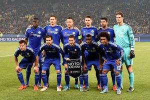 Soccer - UEFA Champions League - Group G - Dynamo Kiev v Chelsea - Olympic Stadium