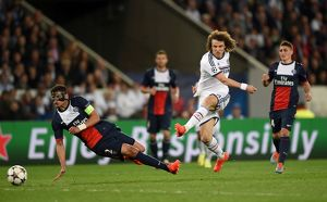 Soccer - UEFA Champions League - Quarter Final - First Leg - Paris Saint-Germain
