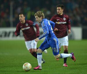 Soccer - UEFA Europa League - Round of 16 - First Leg - Sparta Prague v Chelsea