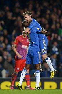 Soccer - UEFA Europa League - Round of 16 - Second Leg - Chelsea v Steaua Bucharest