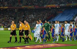 Soccer - UEFA Europa League - Semi Final - First Leg - FC Basel v Chelsea - St Jakob-Park