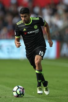 Swansea City v Chelsea - Barclays Premier League - Liberty Stadium