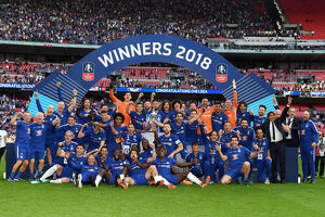 fa cup final 2018/chelsea v manchester united emirates fa cup