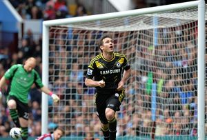 seasons past/league matches 2012 2013 season aston villa v chelsea 11th 2013/soccer barclays premier league aston villa