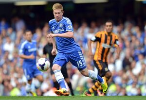 seasons past/league matches 2013 2014 season chelsea v hull city 18th august 2013/soccer barclays premier league chelsea v hull