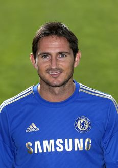 players/squad 2012 2013 season frank lampard/soccer chelsea squad photocall season 2013 14