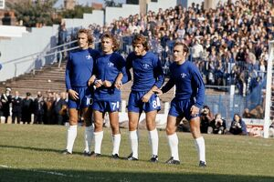 historic images/1970s/soccer football league division chelsea v
