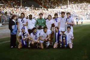 historic images/1980s/soccer members cup final chelsea v manchester