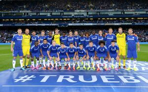 players/squad 2014 2015 season/soccer pre season friendly chelsea v real