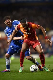 european matches/2013 2014 season champions league chelsea v galatasaray 18th march 2014/soccer uefa champions league round 16 second
